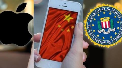 FBI lẫn Trung Quốc chơi khó Apple