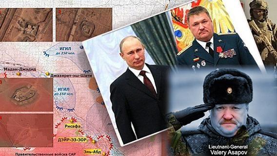Mỹ xúi IS đổi chiến thuật, săn... cố vấn quân sự Nga?