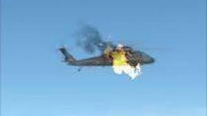 Trực thăng Ấn Độ rơi gần biên giới Trung Quốc