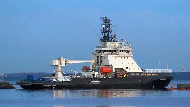 Đòn đánh tầm xa của tàu phá băng Nga