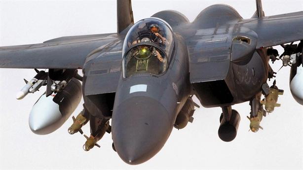 Mỹ không chấp nhận F-15 ngang hàng với J-10