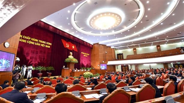 Nội dung Hội nghị TƯ 6 hôm nay