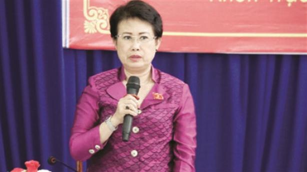 Cử tri Đồng Nai:Bà Phan Thị Mỹ Thanh không xứng ĐBQH