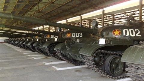 Việt Nam có thể tự nâng cấp T-62 mạnh hơn cả T-72