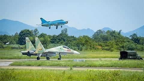 Không quân Việt Nam hiện đại hóa hàng đầu khu vực