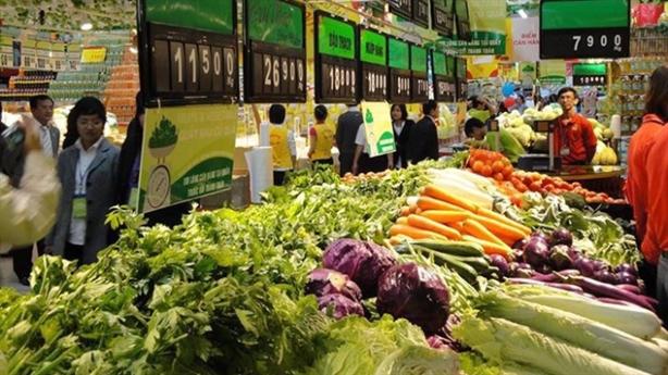 Hàng Việt chiếm tới 70-90% trong siêu thị: Giá trị bao nhiêu?