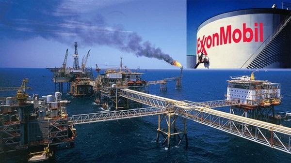 Exxon Mobil đẩy nhanh hợp tác ở mỏ khí Cá Voi Xanh