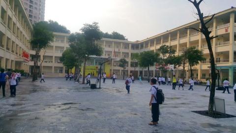 Lắp camera trường học kết nối với công an: 'Thấy sao sao'