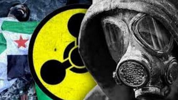 Vũ khí hóa học Khan-Sheykhoun: Syria bị quăng Gói bột giặt Iraq