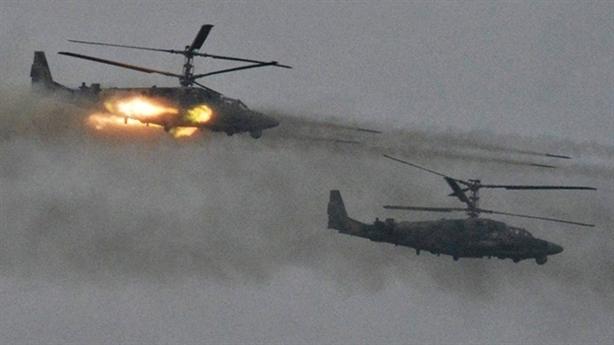 Nga dội mưa tên lửa Vikhr vào Deir Ezzor