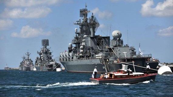 Ukraine dọa dùng chiến thuật đàn sói đánh Hạm đội Biển Đen