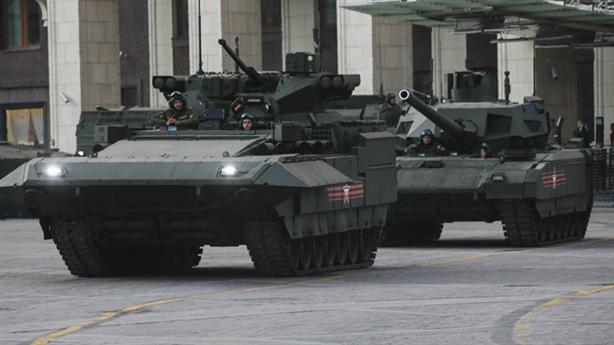 Tác chiến điện tử Nga nhìn thấu đất tóm mục tiêu