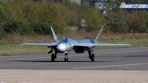 Su-57 suýt rơi, nghi do thử nghiệm động cơ mới