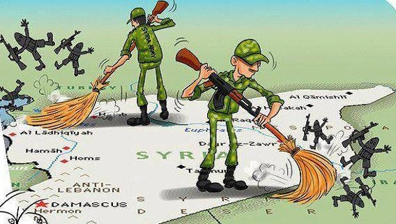 Cuộc chiến khủng khiếp hơn khi chiến tranh Syria kết thúc