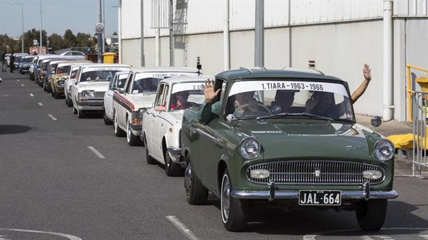 Công nghiệp ôtô Australia cũng chết vì xe giá rẻ