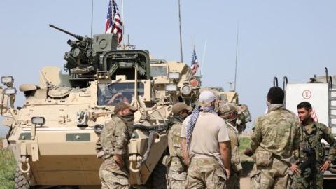 Mỹ thảm sát để giành chiến thắng Raqqa