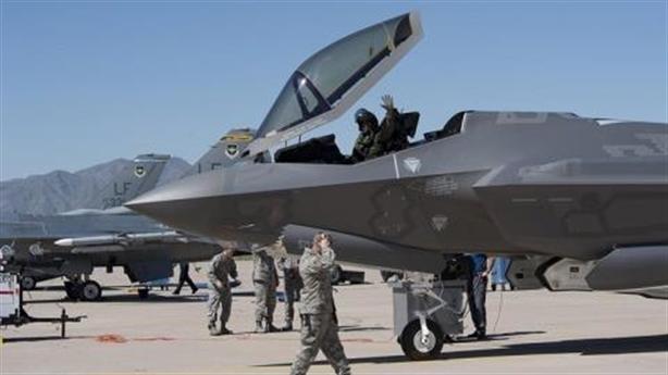 F-35 luyện chịu lạnh đấu Nga ở Bắc Cực
