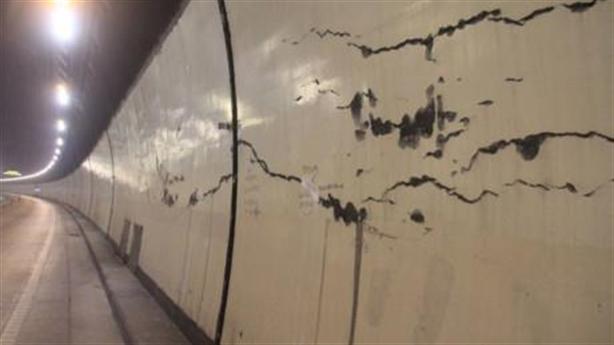 Hầm Hải Vân nứt chằng chịt: Khẳng định nóng