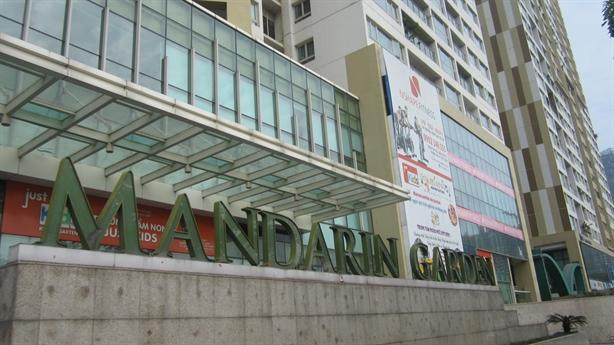 Nhà ông Phạm Sỹ Quý ở Mandarin Garden giá mấy tỉ?