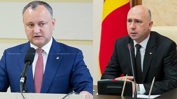 Moldova: Thủ tướng lờ tổng thống, tự bổ nhiệm BTQP thân Mỹ