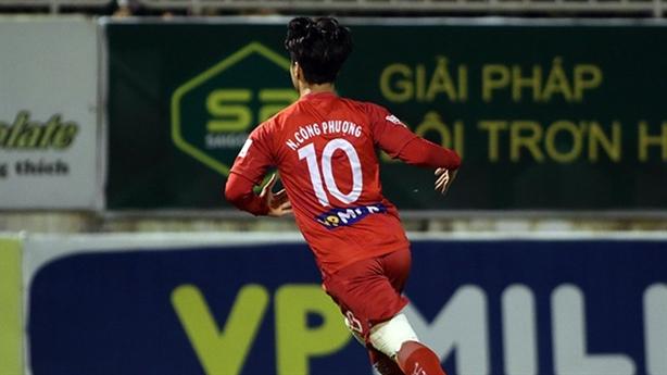 HAGL thắng Hà Nội FC: Lấy điểm trước thầy Hàn