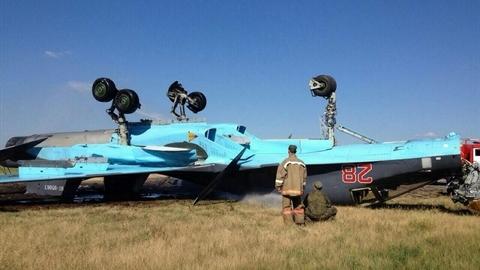 Nỗi thất vọng mang tên Su-34 của Không quân Nga