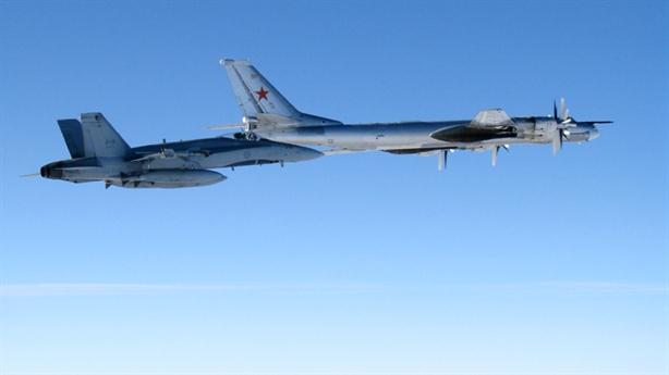 Tu-95MS khuấy đảo tâm trí Mỹ sau vụ Kuril