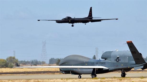 Máy bay Mỹ vỡ vụn vì xâm nhập không phận Liên Xô