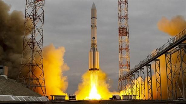 Nga cho Mỹ - Anh dùng thử Proton-M để bán hàng