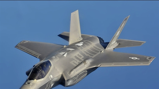 Ngừng cấp F-35 cho tất cả lực lượng vì bị han gỉ
