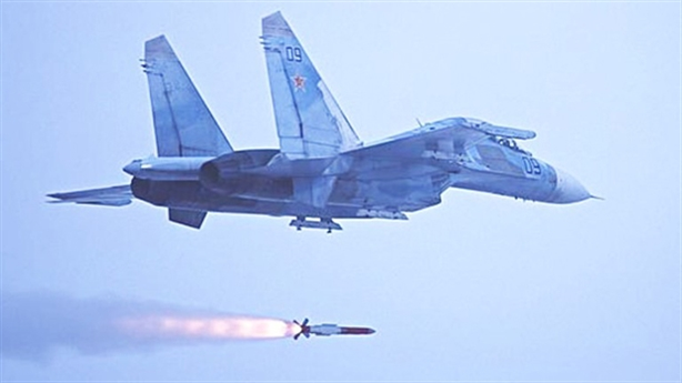 Mỹ sản xuất tên lửa đối đầu K-77M của Su-57