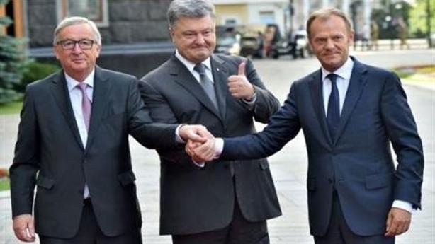 EU ra Kế hoạch Marshall, cắt đứt Ukraine hoàn toàn khỏi Nga