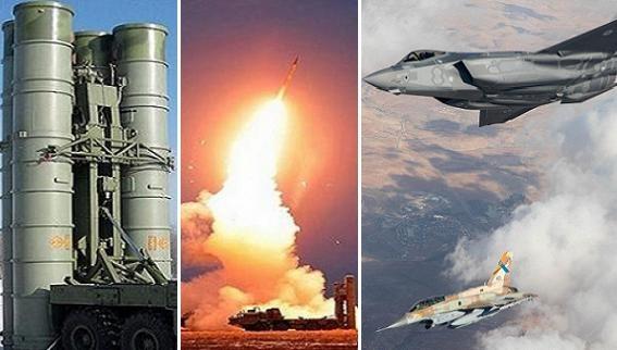 Israel chọc thủng 'bong bóng chết' 600km của Nga ở Syria