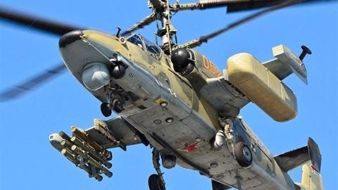 Mỹ học Nga trang bị tên lửa đối không cho trực thăng