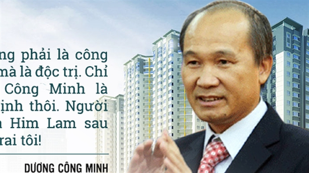 Ông Dương Công Minh rót tiền mua Sacombank: Những giả định...