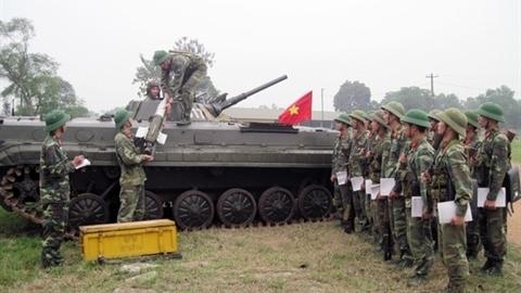 Việt Nam chế tạo hệ thống nạp đạn tự động trên BMP-1