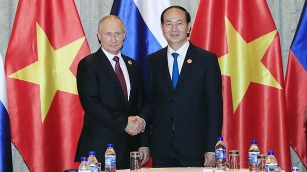 Việt Nam luôn là ưu tiên đối ngoại của Nga