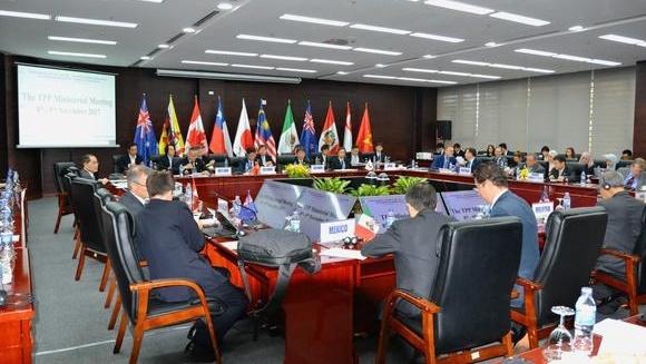 Đàm phán TPP 11 trở ngại, Nga nói lời động viên
