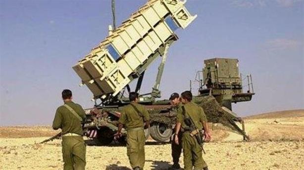 Israel dùng Patriot bắn hạ UAV siêu chậm