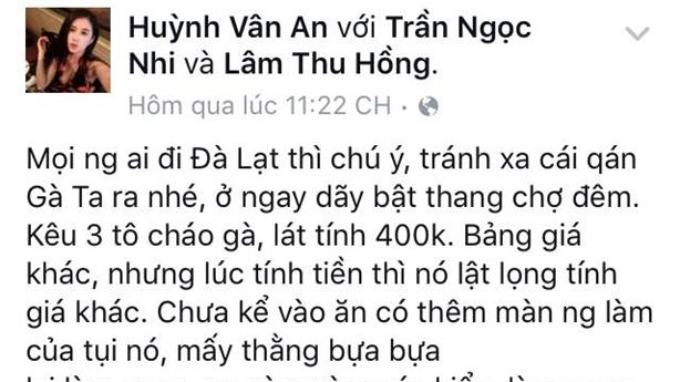 Lâm Đồng: Mua hàng không rõ nguồn gốc là thiếu văn minh?