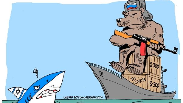 Israel lên gân dọa Iran: Bước qua S-400?