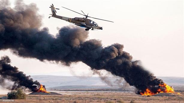 Vũ khí Nga khiến trực thăng Mỹ không dám bay thấp