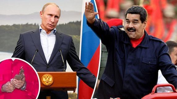Nga cứu Venezuela thoát vỡ nợ khi giá dầu giảm
