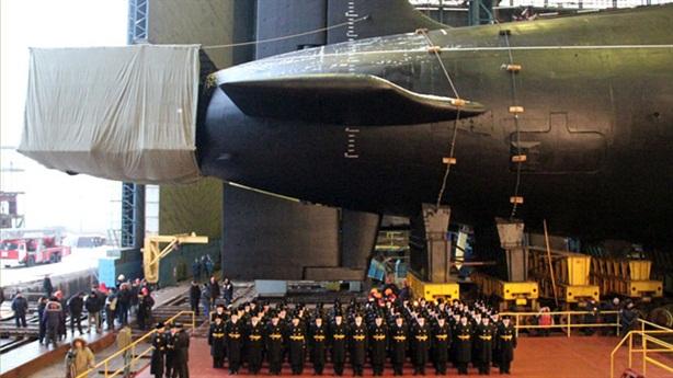 Thế trận NATO đảo lộn khi Nga hạ thủy