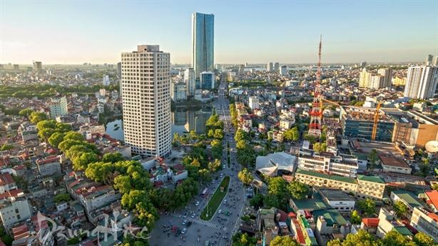 Hà Nội thí điểm mô hình chính quyền đô thị tại quận