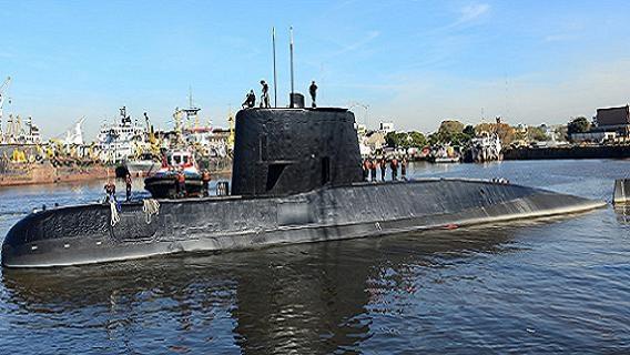 Cách duy nhất, cuối cùng để tìm thấy tàu ngầm Argentina