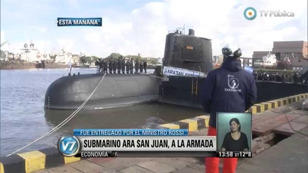 Chuyên gia Nga: Ngư lôi tàu Argentina không thể tự phát nổ