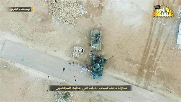 Phiến quân Hồi giáo đánh trúng tử huyệt tăng