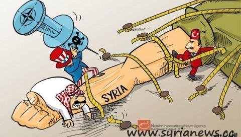 Mỹ lập chính phủ bắc Syria: Chia cắt, cuộc chiến đổi màu?