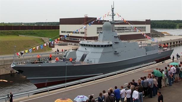 Điểm hở chết người của khinh hạm 22800 Nga